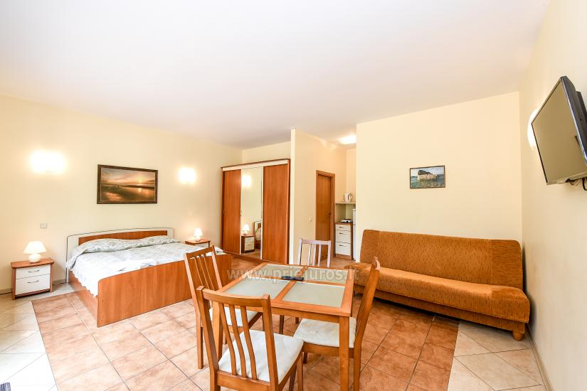 Family stuodio (for 3-4 persons) with all the amenities