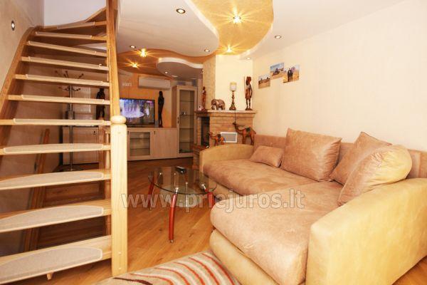 Apartamentai - kotedžas Nidoje su terasa, židiniu, oro kondicionierium - JAU PRIIMAME SVEČIUS !! - 2