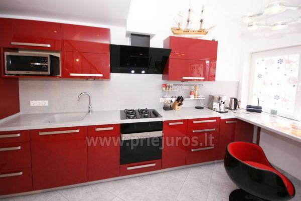Apartamentai - kotedžas Nidoje su terasa, židiniu, oro kondicionierium - JAU PRIIMAME SVEČIUS !! - 3