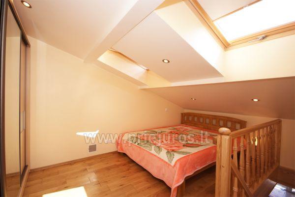 Apartamentai - kotedžas Nidoje su terasa, židiniu, oro kondicionierium - JAU PRIIMAME SVEČIUS !! - 5