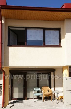 Apartamentai - kotedžas Nidoje su terasa, židiniu, oro kondicionierium - JAU PRIIMAME SVEČIUS !! - 6