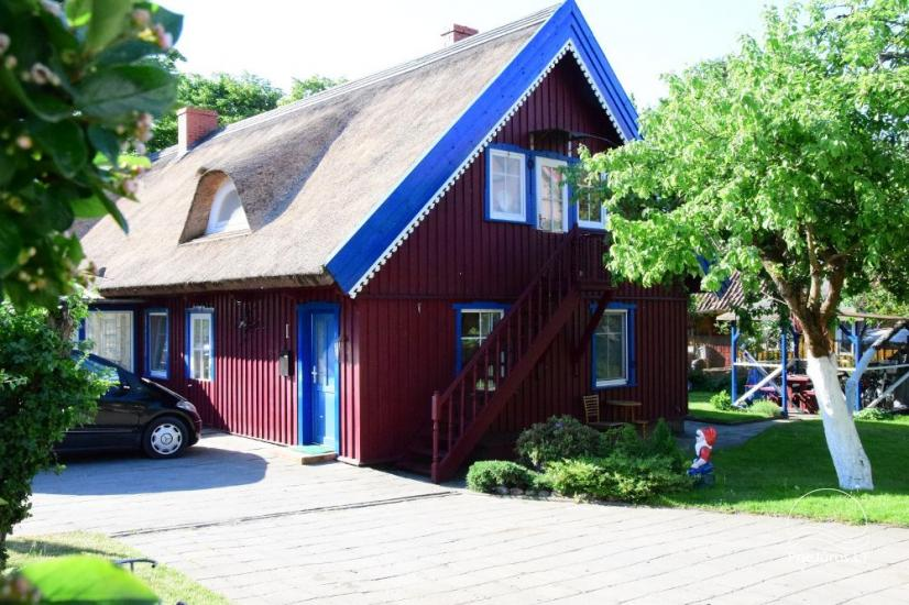 Cosy apartments for rent in an old fisherman's house in Nida - 1