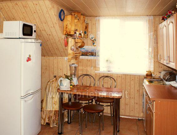 Išnuomojamas jaukus 2 kambarių butas Nidoje ant Kuršių marių kranto - 7