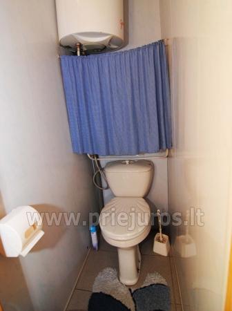 Išnuomojamas jaukus 2 kambarių butas Nidoje ant Kuršių marių kranto - 10