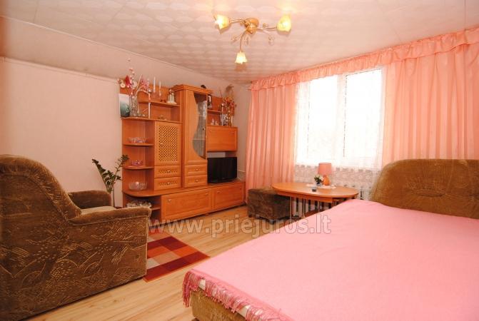 Išnuomojamas jaukus 2 kambarių butas Nidoje ant Kuršių marių kranto - 4