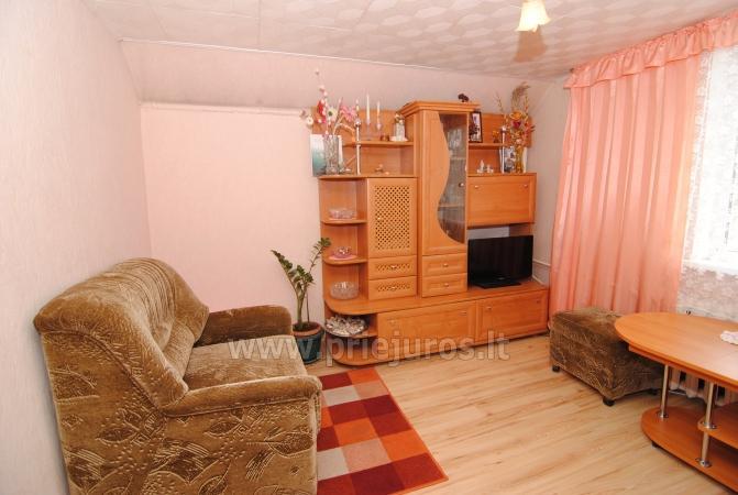 Išnuomojamas jaukus 2 kambarių butas Nidoje ant Kuršių marių kranto - 3