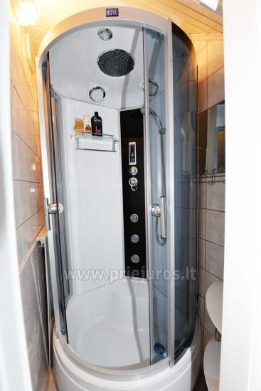 Išnuomojamas jaukus 2 kambarių butas Nidoje ant Kuršių marių kranto - 9