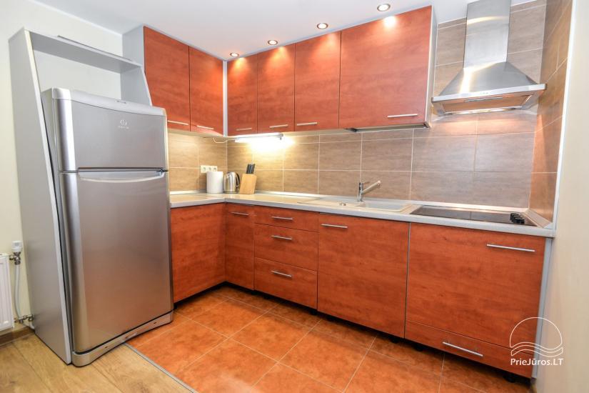 Apartamenti Nidā 3 personām - 6