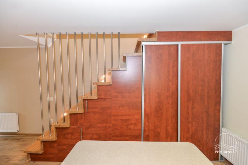 Apartamenti Nidā 3 personām - 8