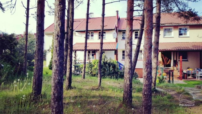 Apartments in Nida for 3 persons