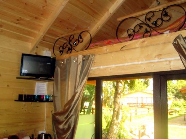 Angleras.lt. Zimmer im Ferienhutte in Sventoji - 16