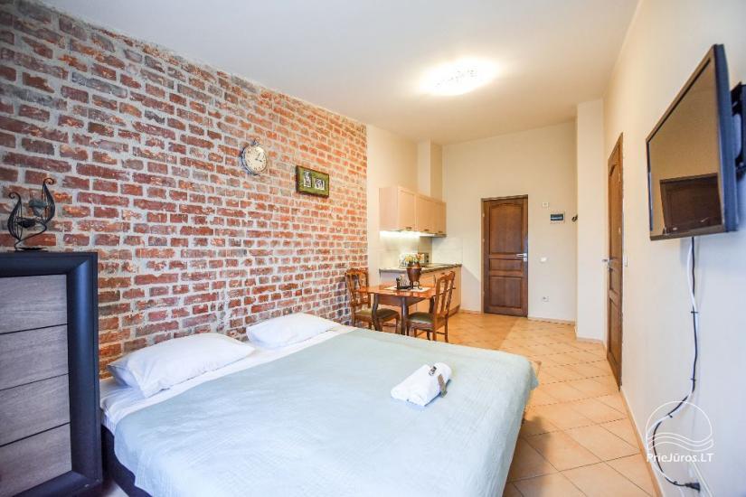 Wohnung zur Miete im Zentrum von Klaipeda, in der Nähe des Hotel Amberton - 17