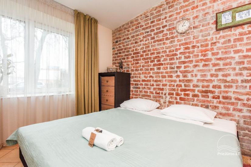 Wohnung zur Miete im Zentrum von Klaipeda, in der Nähe des Hotel Amberton - 18