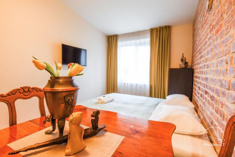 Wohnung zur Miete im Zentrum von Klaipeda, in der Nähe des Hotel Amberton - 19