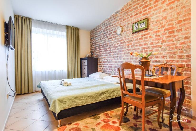 Wohnung zur Miete im Zentrum von Klaipeda, in der Nähe des Hotel Amberton - 20