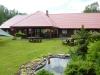 Viesu nams Vecmuiža: nelielas mājas, telpas, saunas, banketu zāle - 2