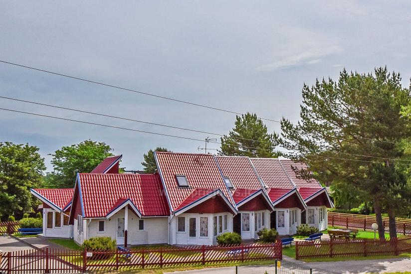 Cottages in Sventoji Trys pusys (Three Pine-trees) - 2