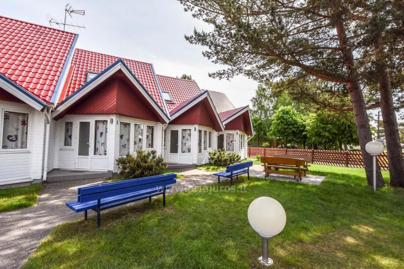 Ferienhauser in Sventoji Trys pusys - 3