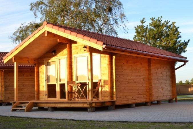 Ferienhäuser zu vermieten -im Kunigiškiai Resort Vaivorykštės 11 - 2