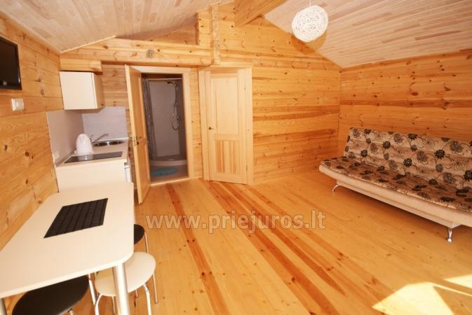Ferienhäuser zu vermieten -im Kunigiškiai Resort Vaivorykštės 11 - 9