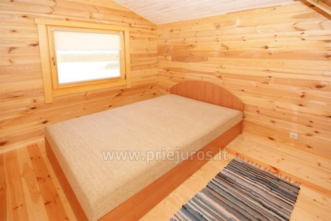 Ferienhäuser zu vermieten -im Kunigiškiai Resort Vaivorykštės 11 - 13