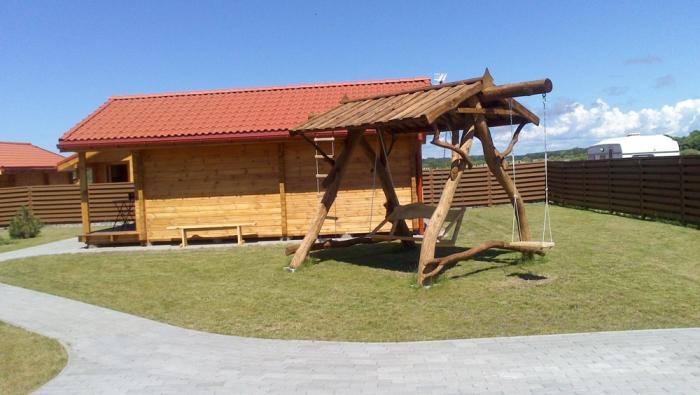 Namelių nuoma Palangoje - Kunigiškiuose poilsiavietėje Vaivorykštės 11 - 8