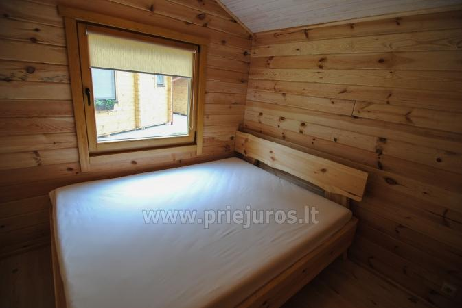 Ferienhäuser zu vermieten -im Kunigiškiai Resort Vaivorykštės 11 - 23