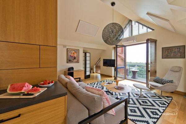 VISIT NIDA - Išskirtinės kokybės apartamentai