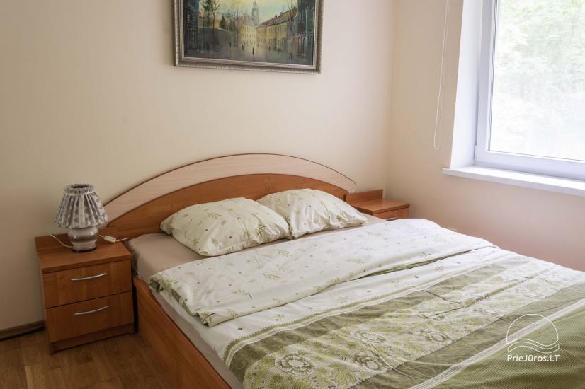 Butas Juodkrantėje - 2 kambarių (iki 6 asmenų) - 4