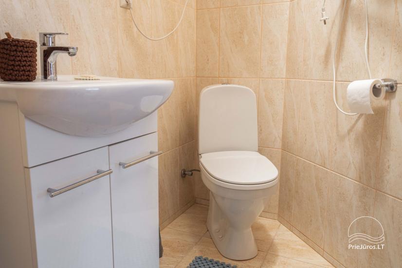 Butas Juodkrantėje - 2 kambarių (iki 6 asmenų) - 6