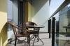 """2 kambarių apartamentai su lodžija """"Guboja"""" Vanagupės namuose 10"""