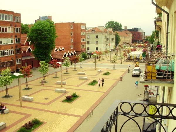 Buto nuoma Klaipėdos centre, Mažvydo al. - 2