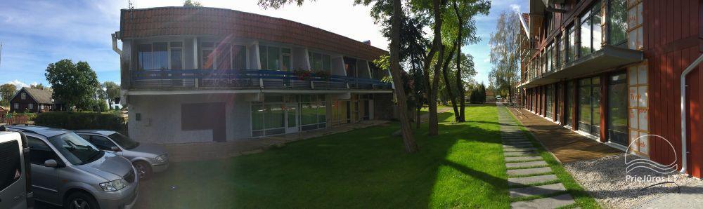 Dviejų kambarių poilsio būstas Preiloje. Abu kambariai - su balkonais! - 6