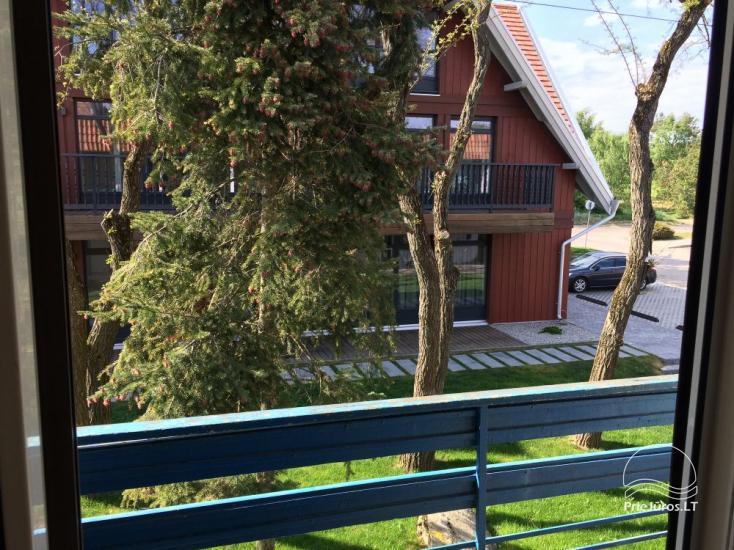 Divas istabas dzīvoklis Nidā. Abas istabas - ar balkoniem! - 8