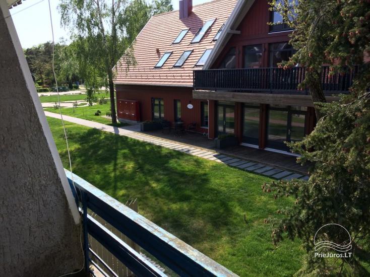 Dviejų kambarių poilsio būstas Preiloje. Abu kambariai - su balkonais! - 7