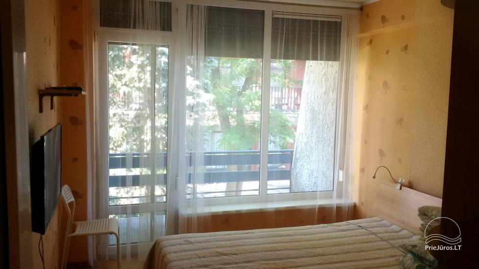 Divas istabas dzīvoklis Nidā. Abas istabas - ar balkoniem! - 3