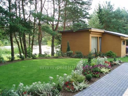 Holiday Villa Palanga - holiday cottage and apartments for rent - 4
