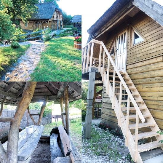 Acomodation in Karkle - Zvejo sodyba - 3