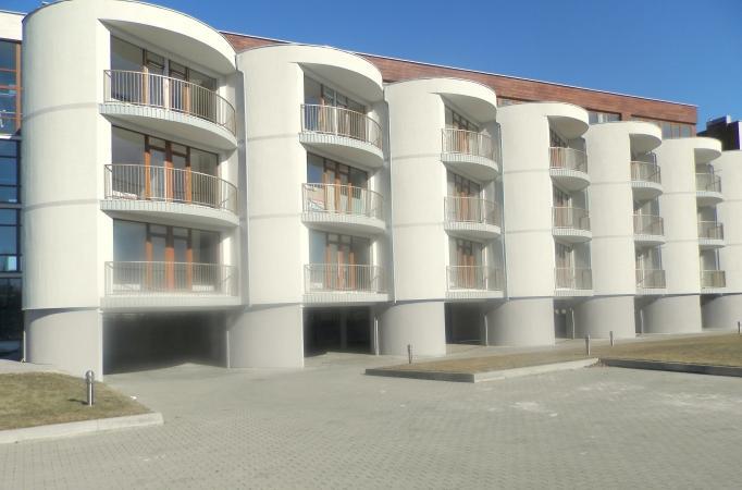 Apartamentų nuoma Šventojoje. Tik 300 metrų iki jūros! - 1