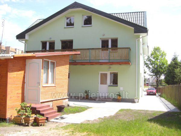 Zimmer und Ferienhäuser zu mieten. Großer Hof, Gartenhaus, Schaukeln - 3