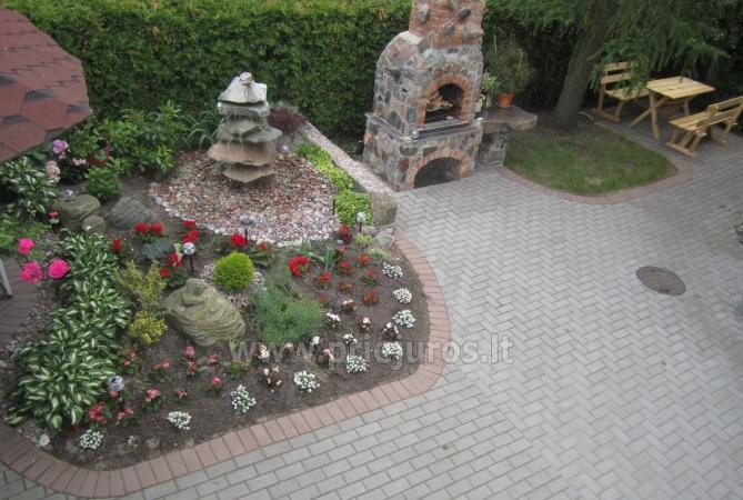Zimmer und Ferienhäuser zu mieten. Großer Hof, Gartenhaus, Schaukeln - 4