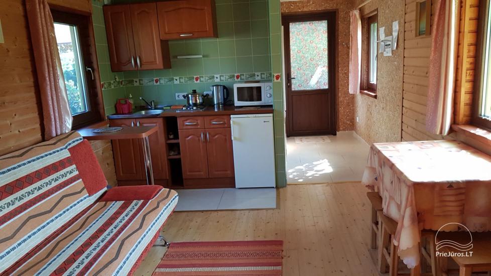 Townhouse for rent in Palanga Silo Namai - 3