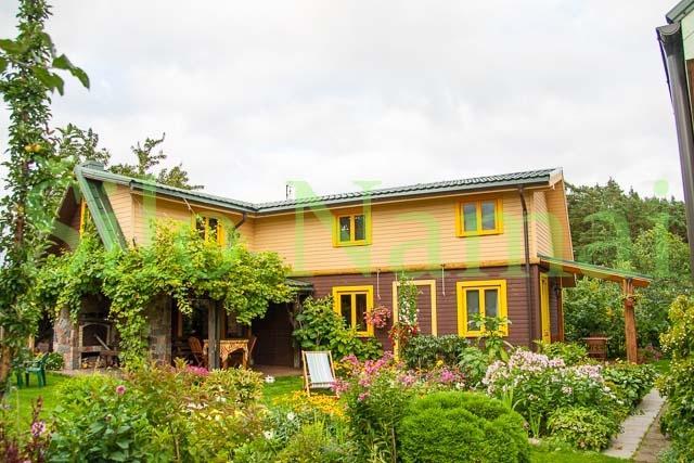 Townhouse for rent in Palanga Silo Namai - 1