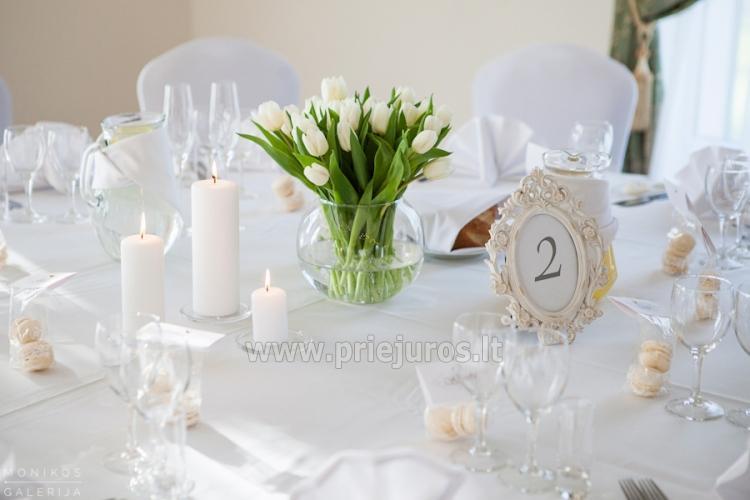 MEMELIO DVARAS - banquet hall, sauna, apartments - for all your celebrations! - 15
