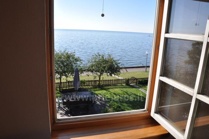 4-room apartment on 2 floors with the view to the lagoon (up to 10 persons), arbor in the yard - 3