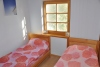 4 kambarių apartamentai per 2 aukštus su vaizdu į marias (iki 10 asmenų), pavėsine kieme - 6