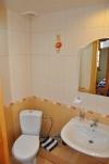 4 kambarių apartamentai per 2 aukštus su vaizdu į marias (iki 10 asmenų), pavėsine kieme - 9