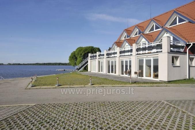 Apartamentai Pervalkoje ant marių kranto - 1