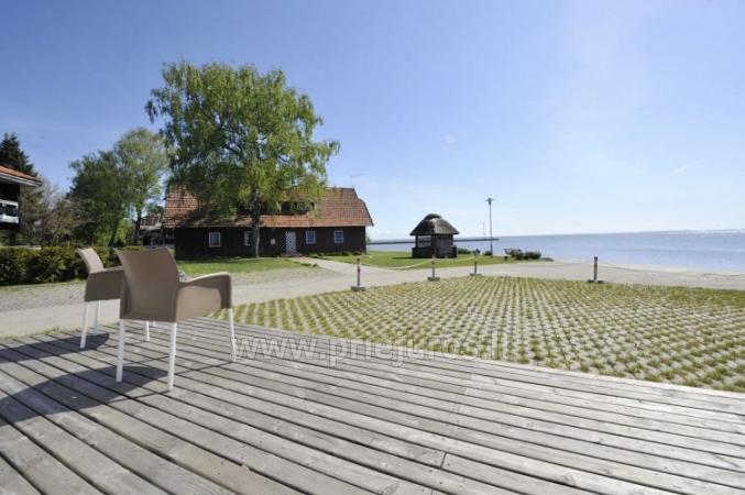 Apartamentai Pervalkoje ant marių kranto - 9