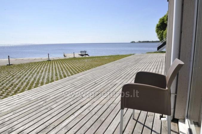 Apartamentai Pervalkoje ant marių kranto - 10